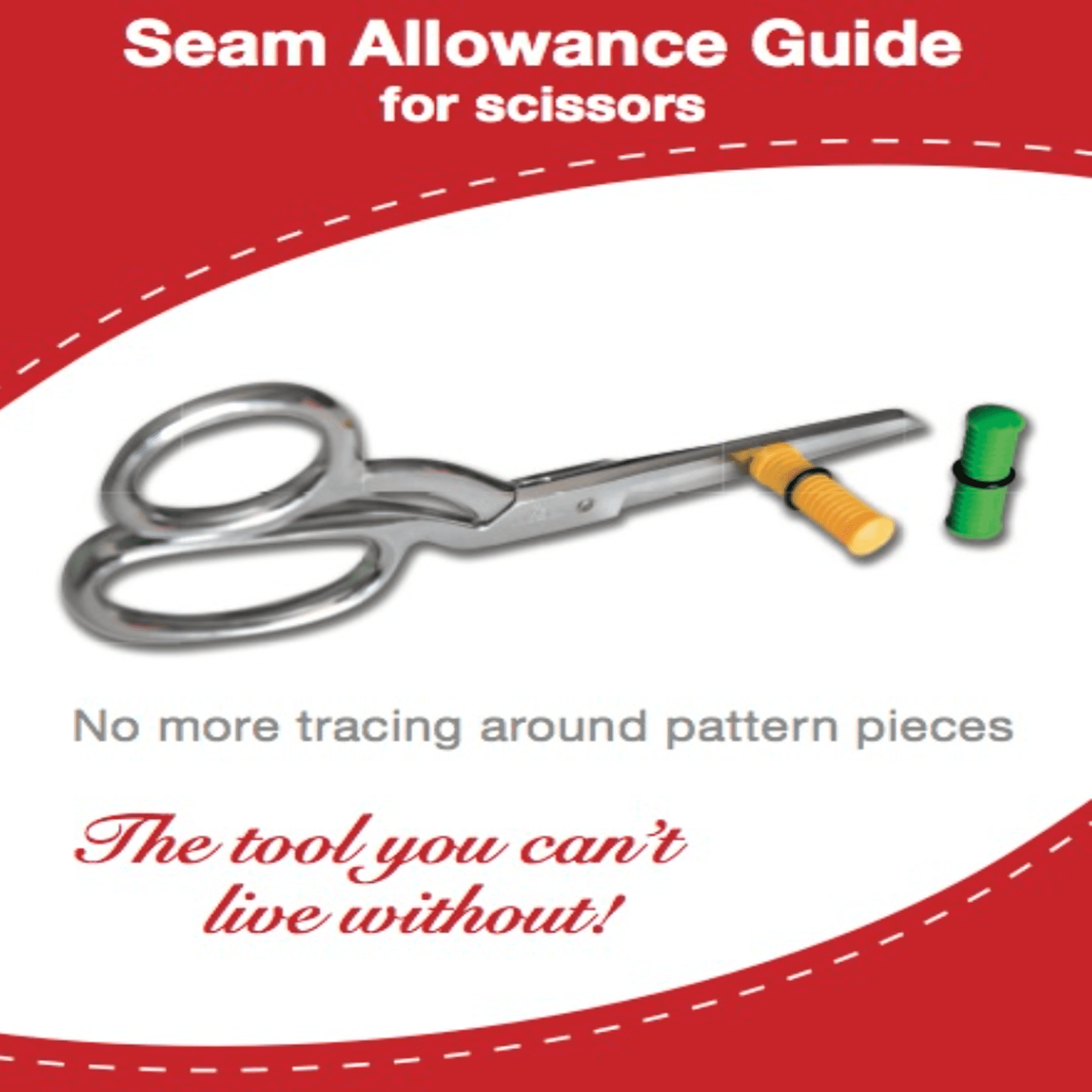 Seam-allowance Guide<br>